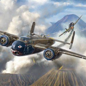 Italeri B-25G Mitchell 1/48 Scale 2787