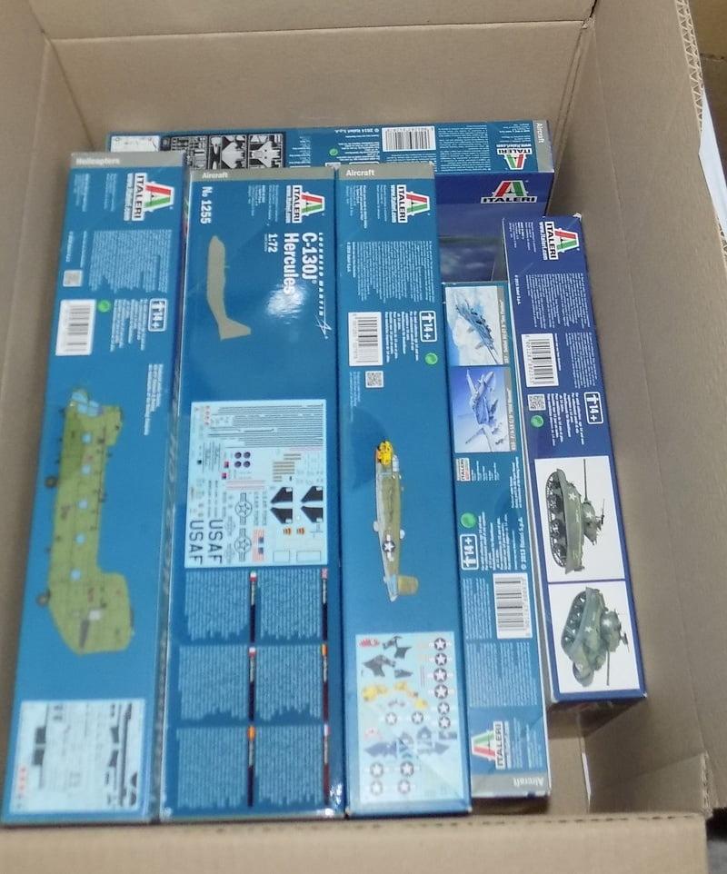 Italeri Kits now Available at Sunward Hobbies
