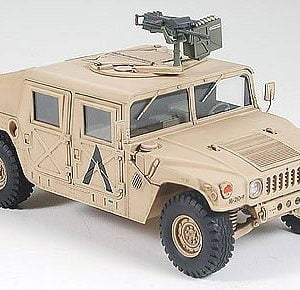 Tamiya M1025 Humvee Armament Carrier 1/35 Scale 35263