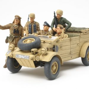 Tamiya German Kubelwagen Type 82 1/35 Scale 35304