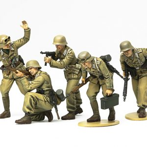 Tamiya German Africa Corps Infantry 1/35 Scale 35314