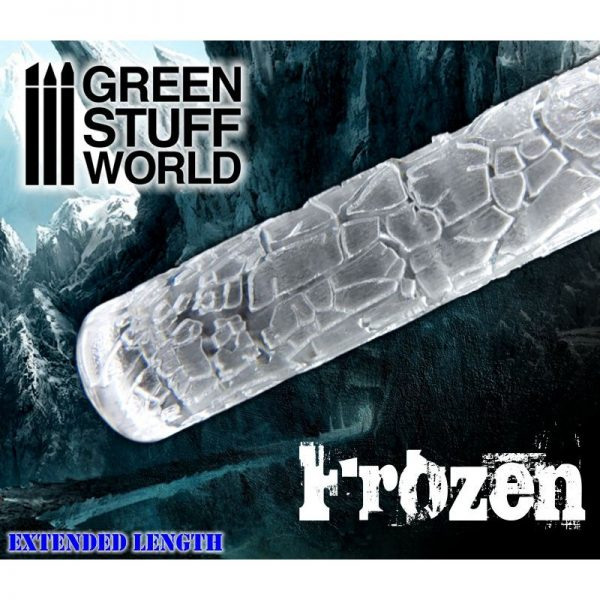Rolling Pin Frozen Green Stuff World 1225