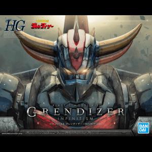Bandai Grendizer Infinitism Mazinger HG 1/144 5057657
