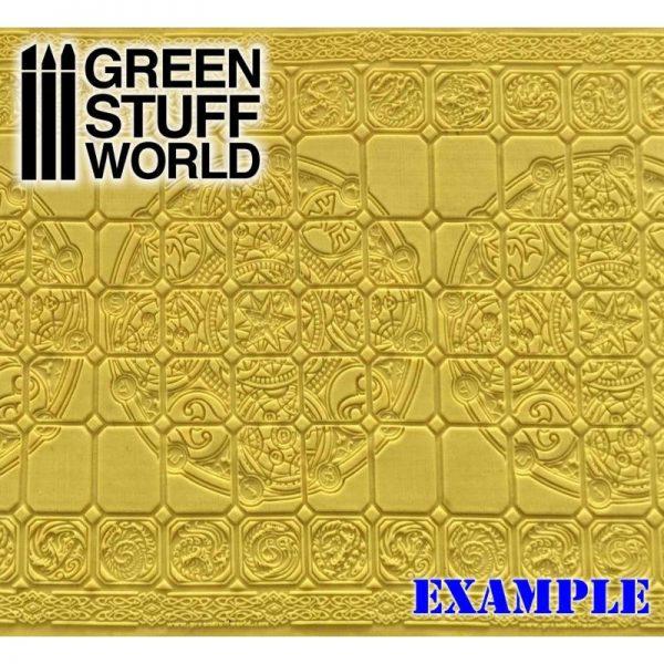 Rolling Pin Ancestral Recall Green Stuff World 1504