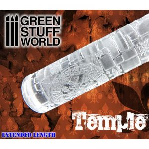Rolling Pin Temple Green Stuff World 1373