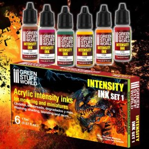 Intensity Inks Set 1 GSW 9351