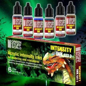 Intensity Inks Set 2 GSW 9352