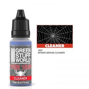 Spider Serum Cleaner Green Stuff World 17ml 1657