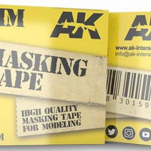 AK Interactive Masking Tape 2mm AKI 8201