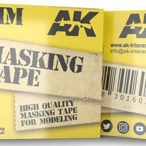 AK Interactive Masking Tape 3mm AKI 8202