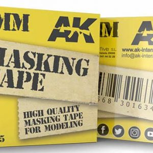 AK Interactive Masking Tape 18mm AKI 8205