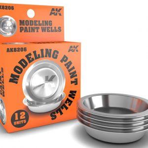 AK Interactive Modeling Painting Wells AKI 8206