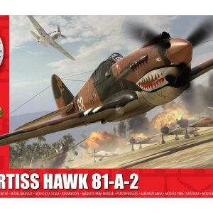Airfix Curtiss Hawk 81-A-2 1:72 A01003