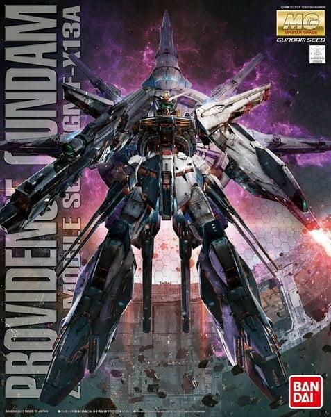 Bandai Providence Gundam Master Grade 215629