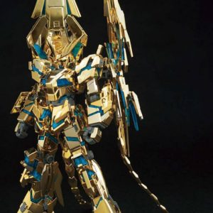Bandai #216 Unicorn Gundam Gold Coating HGUC 5055342