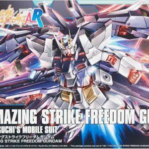 Bandai #053 Amazing Strike Freedom Build Fighters HG 5055445