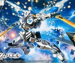 Bandai #036 Bael IBO Iron Blood Orphans HG 5055453