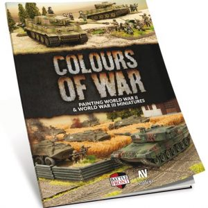 Vallejo Colours of War Hardcover 75013