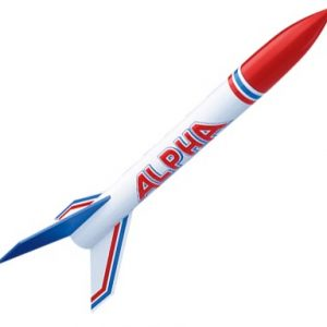 Estes Alpha Model Rocket Kit 1225