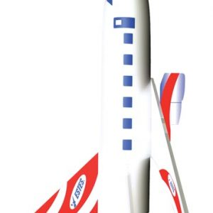 Estes Jetliner Model Rocket Kit 3230