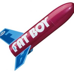 Estes Mini Fat Boy Model Rocket Kit 2442