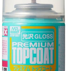 Mr Premium Top Coat Gloss Spray B601