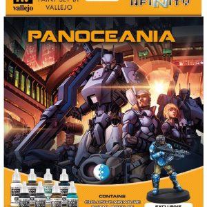 Vallejo Panoceania Paint Set 70231