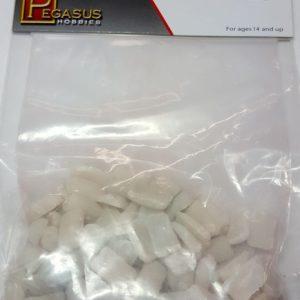 Pegasus Hobbies Sandbags Unpainted 5195