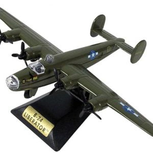 Skywings 1/100 Scale B-24 Liberator with Display Stand 77026