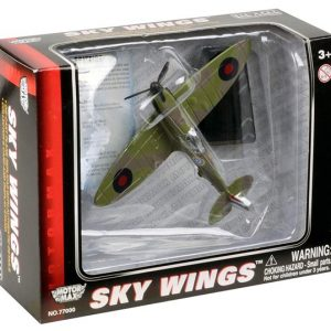 Skywings 1/100 Scale Spitfire with Display Stand 77027