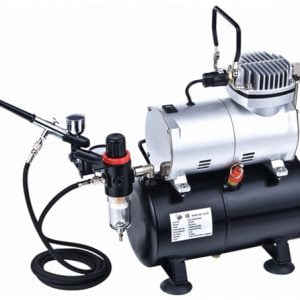 Vigiart AS186K Airbrush Compressor Kit