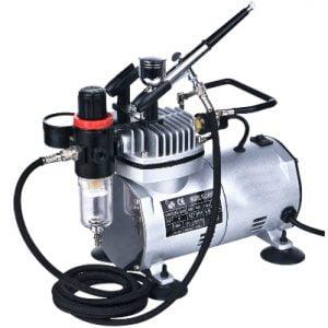 Vigiart AS18K-2 Airbrush Compressor Kit
