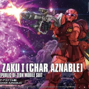 Bandai #015 MS-05 Zaku 1 Char Aznable HG Origin 1/144 5057737