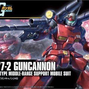 Bandai #190 Rx-77-2 Guncannon HGUC 5057402