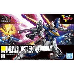 Bandai #169 Victory Two Gundam HGUC 1/144 Scale 185143 5058267