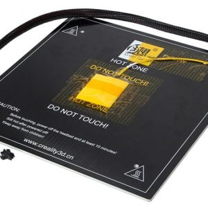 Creality Ender-5 hot bed Plate Kit