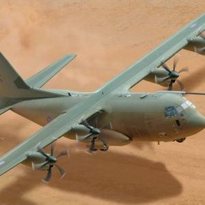 Italeri C-130J C5 Hercules 2746