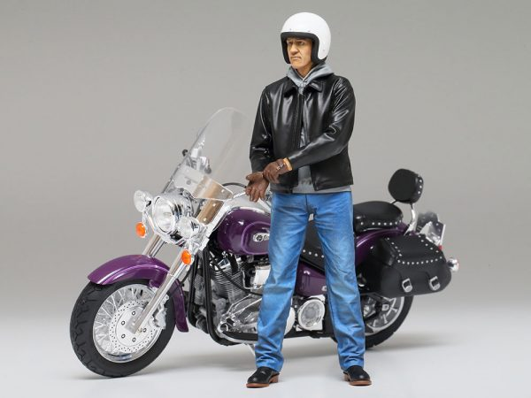 pose Tamiya 1/12 Motorcycle Series no.137 14137