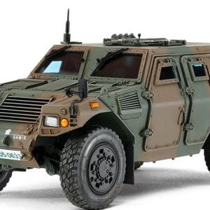 Tamiya JGSDF Light Armored Vehicle 1/35 Scale 35368