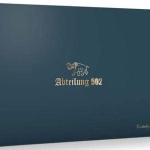 Abteilung 502 Catalogue 2021-2022 ABT 021