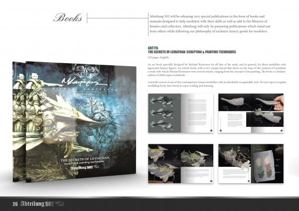 books Abteilung 502 Catalogue 2021-2022 ABT 021