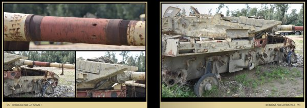 Abteilung 502 Their Last Path - IDF Tank Wrecks Merkava MK 1 and 2 ABT 606