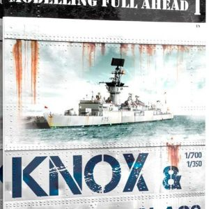 AK Interactive Modelling Full Ahead #1 Knox and Baleares Class AKI 098