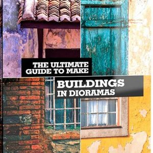 AK Interactive The Ultimate Guide to Buildings in Diorama AKI 256