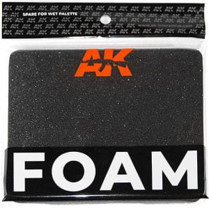 AK Interactive Wet Palette Replacement Foam AKI 8075