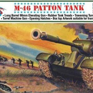 Atlantis M-46 Patton Tank Atlantis A301