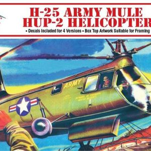 Atlantis H-25 Army Mule Hup Helicopter A502