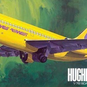 Atlantis DC-9 Jet Airliner Hughes Airwest and TWA Decals