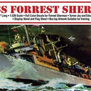 Atlantis USS Forrest Sherman Destroyer 1/320 H352