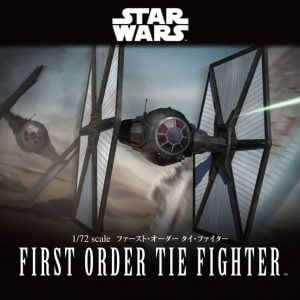 Bandai Star Wars First Order Tie Fighter 203218